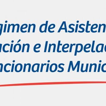 Régimen-de-Asistencia,-Citación-e-Interpelación-de-Funcionarios-Municipales